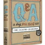 Q&A a Day For Kids: A Three-Year Journal by Betsy Franco
