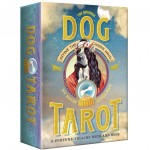 The Original Dog Tarot by Heidi Schulman is a tongue-in-jowl deck of tarot cards for dog lovers who want to know what their dogs really think