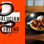 Read it and eat it: The Andalucian Friend and bowl of prawns and polenta