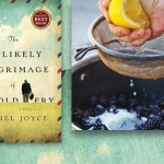 Read it and eat it: The Unlikely Pilgrimage of Harold Fry and blackberry jam