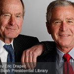 Crown Announces Media Rollout for George W. Bush's 41