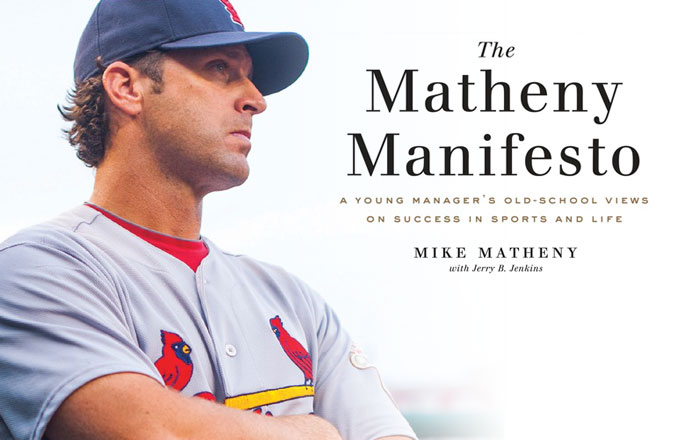Nothing Worth Doing Right Is Easy Read An Excerpt From The Matheny Manifesto By Mike Matheny The Crown Publishing Group