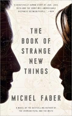 Book of Strange New Things PB jacket