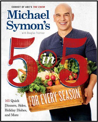 Michael Symon's 5 in 5 every season jacket