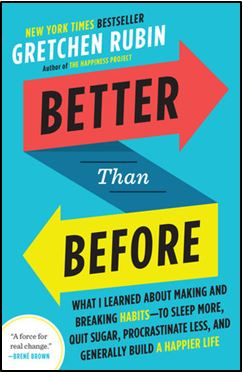 Better Than Before Paperback Jacket