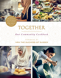 Together by The Hubb Community Kitchen, Foreword by HRH The Duchess of Sussex