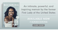 A Reading Guide for BECOMING by Michelle Obama