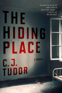 The Hiding Place by C. J. Tudor