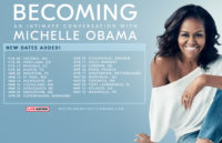 First Set of Moderators Announced for BECOMING: AN INTIMATE CONVERSATION WITH MICHELLE OBAMA 2019 Tour Dates
