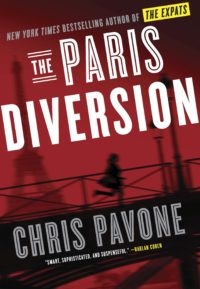 The Paris Diversion by Chris Pavone