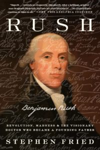 Now in Paperback: Rush by Stephen Fried