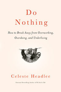Read an Excerpt: DO NOTHING