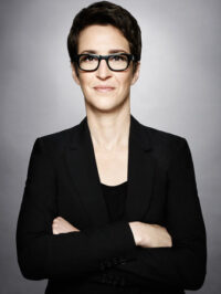 Author Spotlight: Rachel Maddow