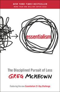 Read an Excerpt: Essentialism