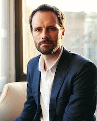 Author Spotlight: Julian Sancton