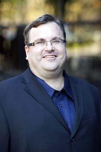 Author Spotlight: Reid Hoffman